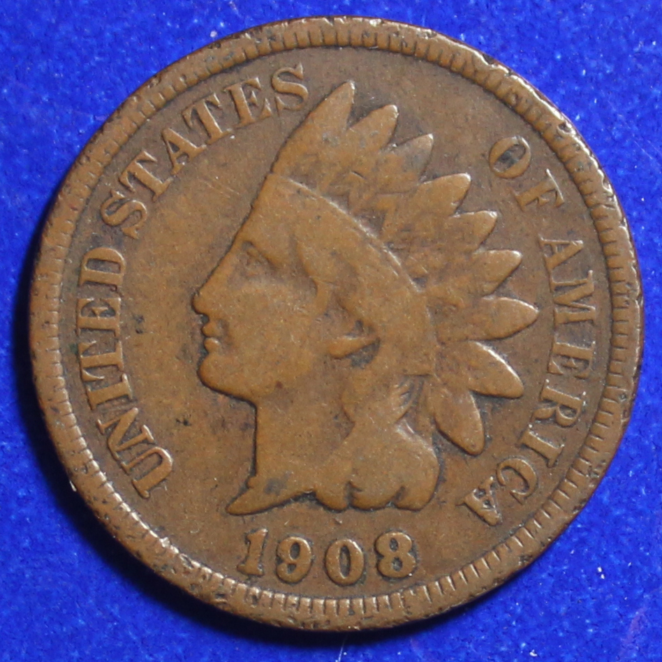 1890 Indian Head Cent Good Penny GD