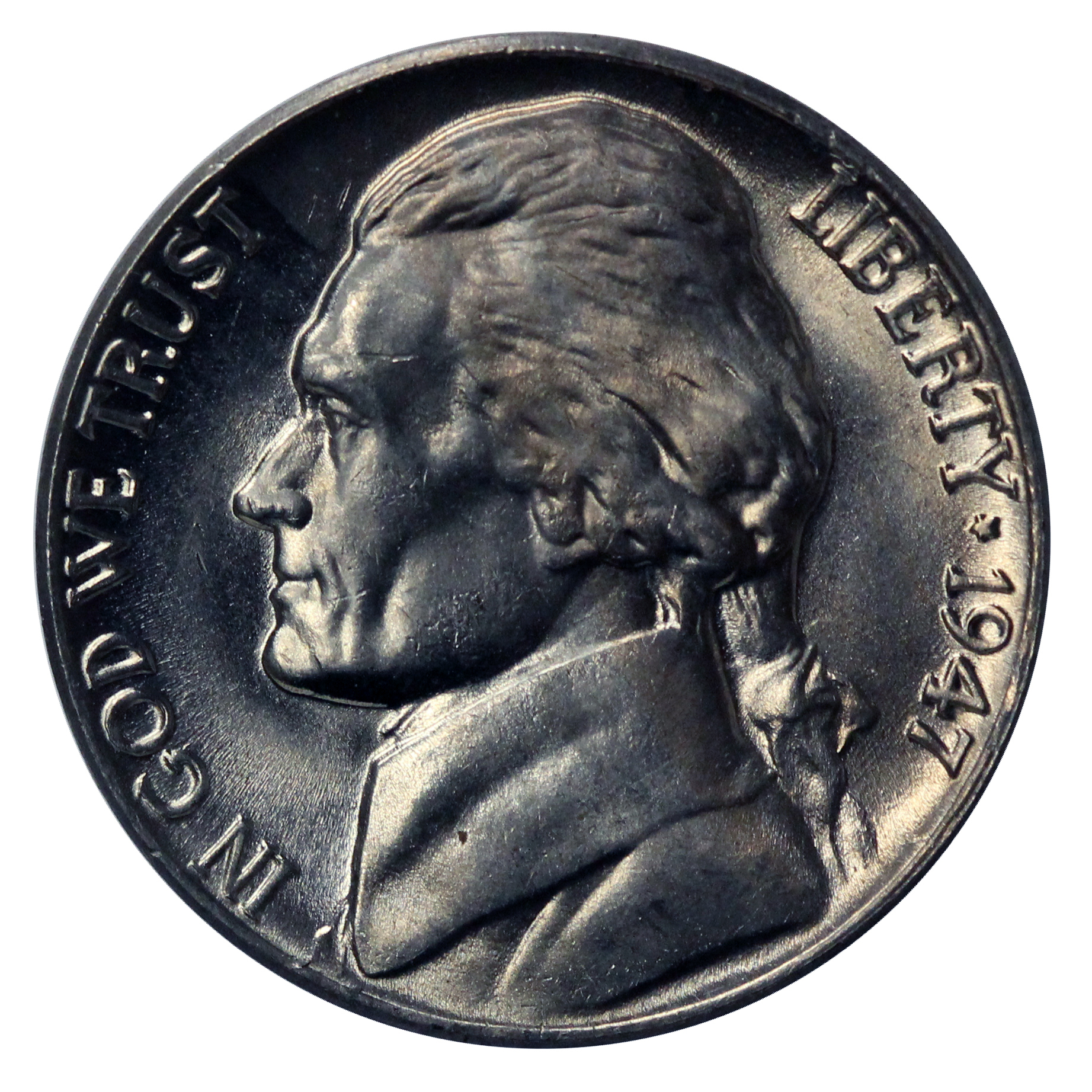 1984-D Jefferson Nickel Choice//Gem BU Roll Uncirculated